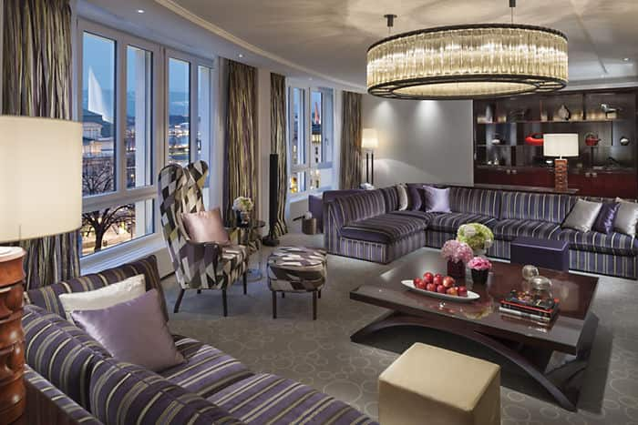Suite Royale Mandarin