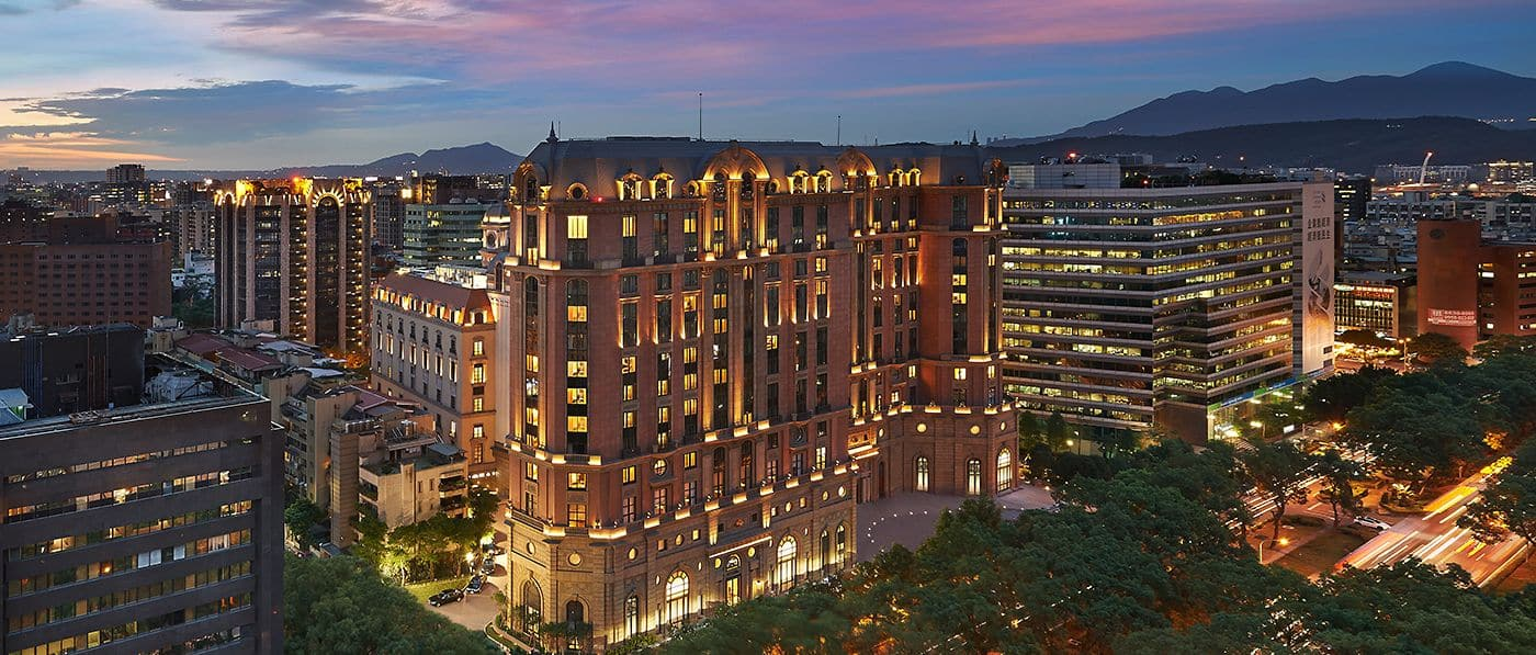 Luxury Hotels and Resorts Worldwide   Mandarin Oriental Hotel Group Mandarin Oriental  Taipei