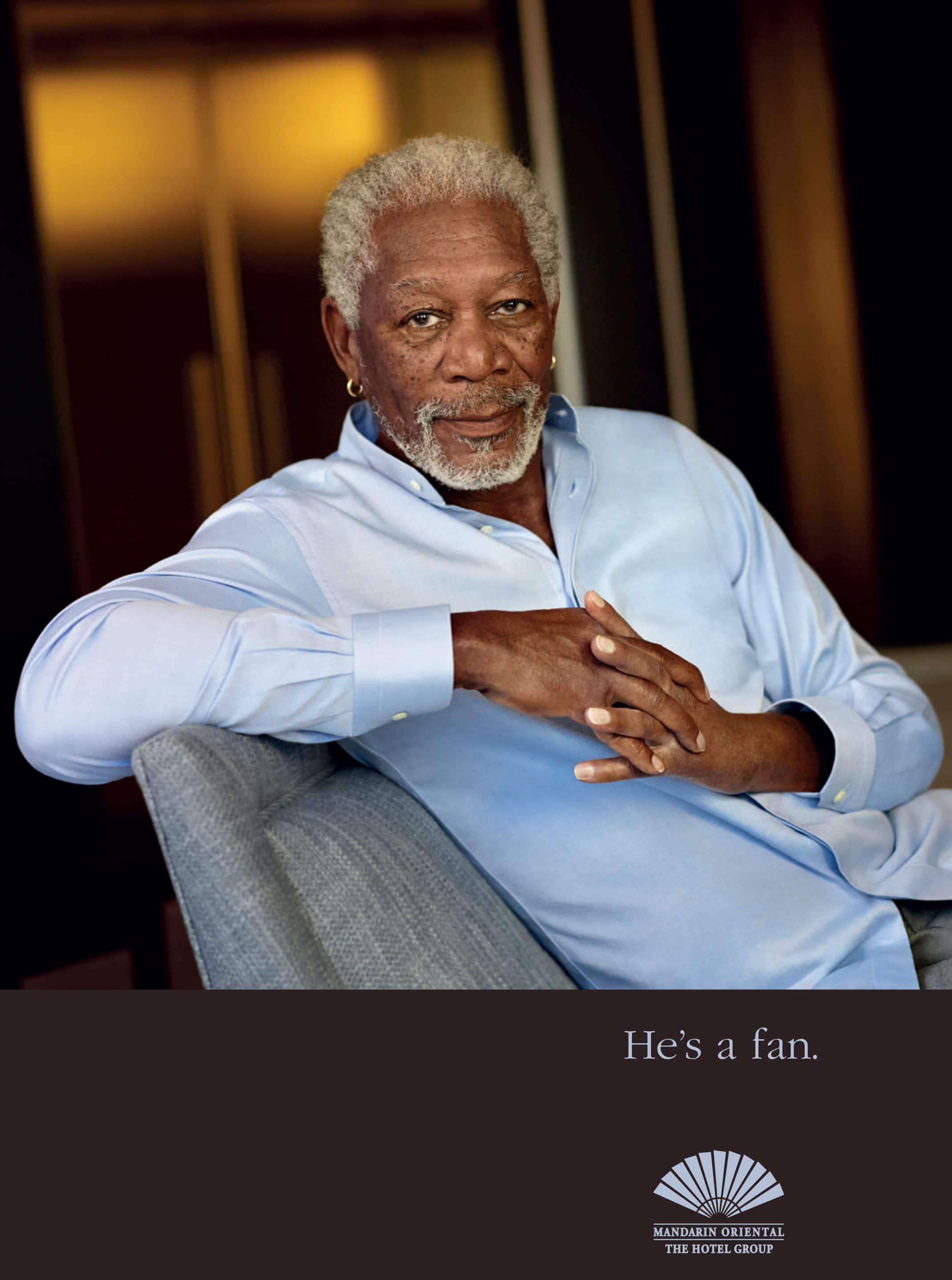 He's a Fan