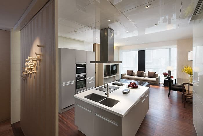 Two Bedroom Guangzhou Apartments Mandarin Oriental