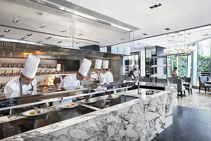 Ebony Mandarin Oriental Hotel Guangzhou