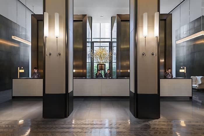 Informations sur l 39 h tel de guangzhou h tel mandarin for Acote salon boston