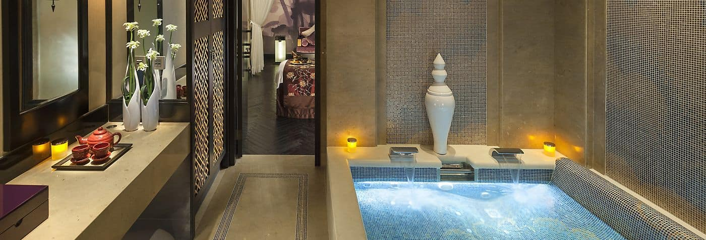 Spa Couples Suite - Wet Facilities
