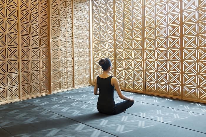 Mandarin yoga