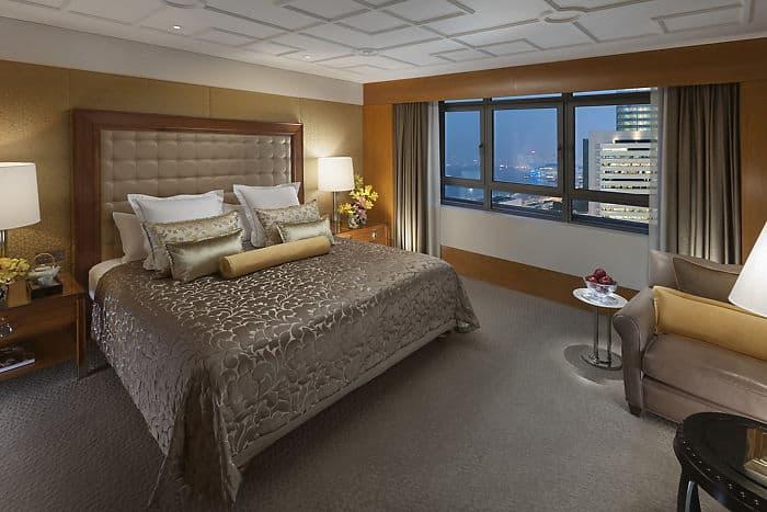现代时尚卧室三维设计图