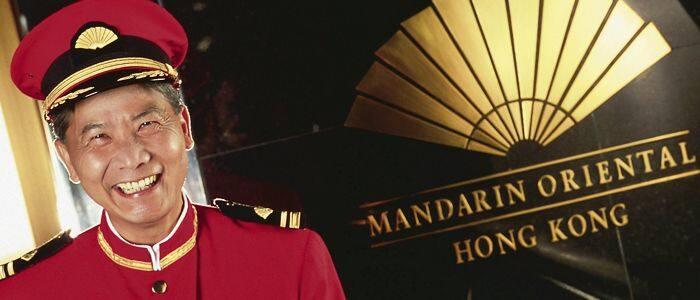 Hong Kong Hotel News Mandarin Oriental Hotel Hong Kong
