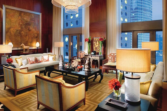 The Mandarin Suite