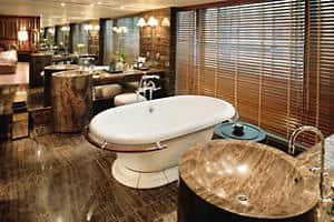 Oriental Suite - Bathroom