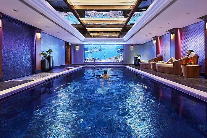 Fitness Und Wellness In Hongkong Mandarin Oriental Hotel