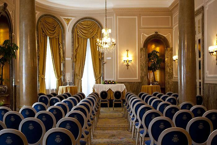 5 star meeting facilities hotel ritz madrid - Banquetes barcelona ...
