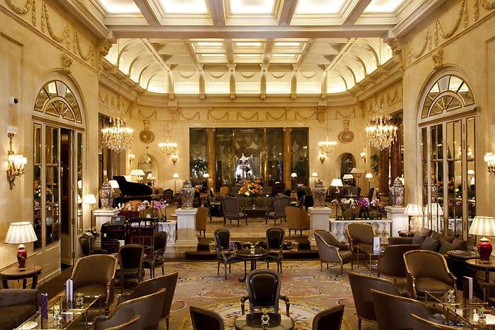 Krug The Hall Afternoon Tea Hotel Ritz Madrid