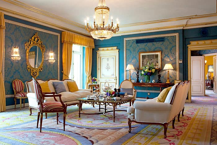 Royal Suite 5 Star Hotel Hotel Ritz Madrid