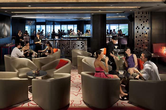 Mo Bar Mandarin Oriental Hotel Jakarta