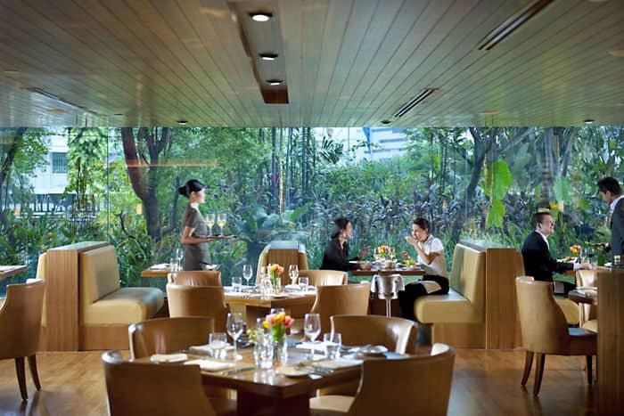 Cinnamon restaurant mandarin oriental hotel jakarta - Hotel mandarin restaurante ...