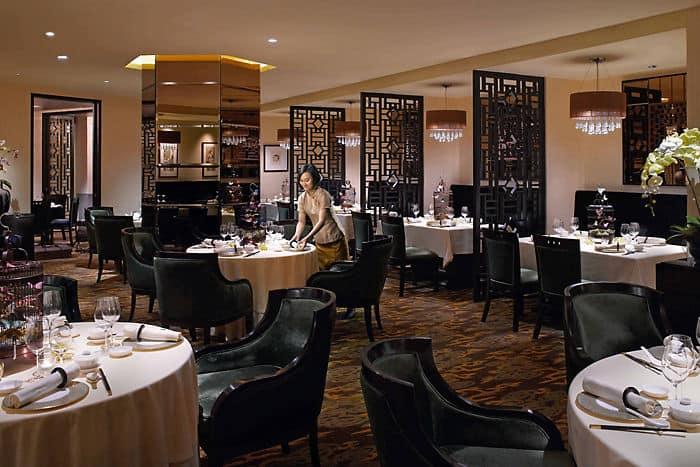 Xin hwa restaurant mandarin oriental hotel jakarta - Hotel mandarin restaurante ...
