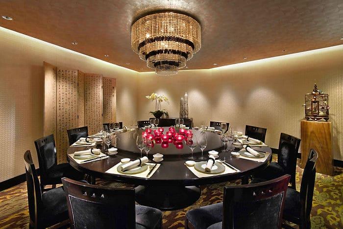 xin hwa restaurant | mandarin oriental hotel, jakarta