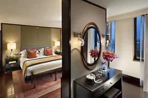 Oriental Suite Bedroom