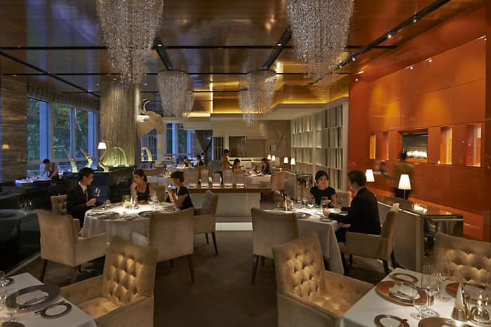 Fine Dining Kuala Lumpur Mandarin Oriental Kuala Lumpur