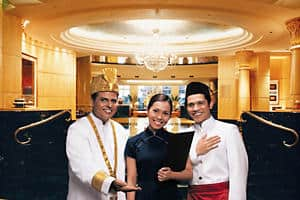 The world class concierge team at the Mandarin Oriental, Kuala Lumpur will cater to all of your vacation or business travel needs