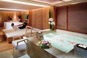 Spa Sanctuary Suite