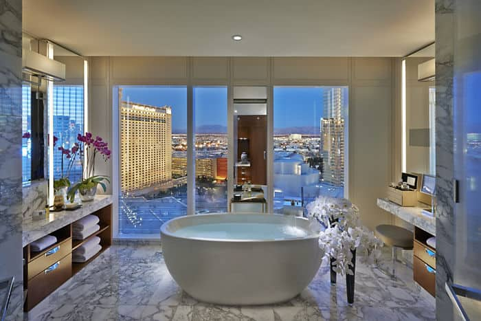 Apex Suite Bathroom
