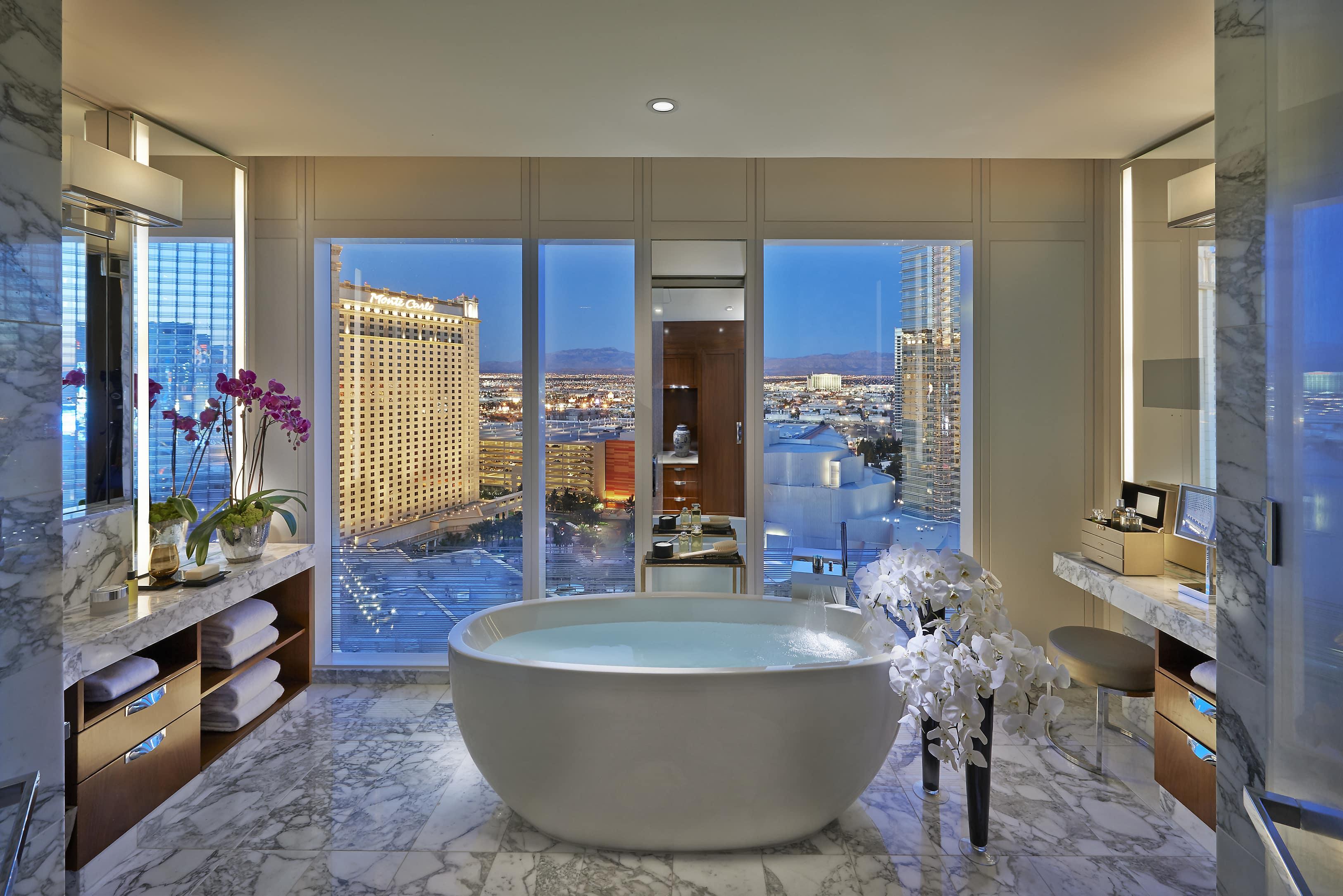 hotel photo gallery | mandarin oriental, las vegas