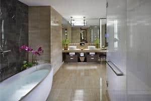 الحمام في Junior Suite