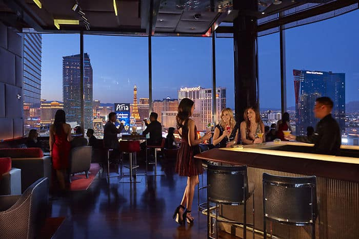 Mandarin Cocktail Bar Mandarin Oriental Las Vegas