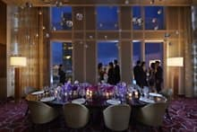 Hotel photo gallery mandarin oriental las vegas - Las vegas restaurants with private dining rooms ...