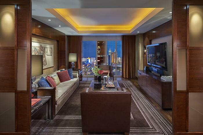 5 Star Apex Luxury Hotel Suite Mandarin Oriental Las Vegas