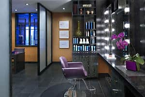The Salon at Mandarin Oriental