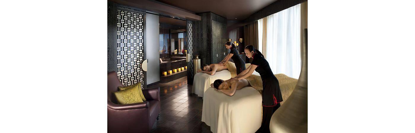 new shanghai massage las vegas