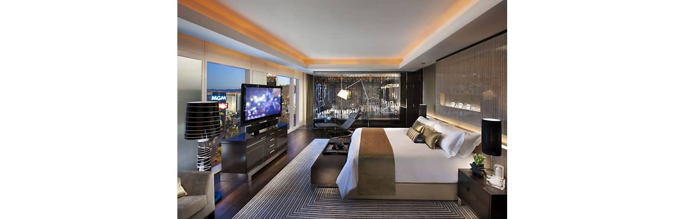 Best deals on hotel suites in las vegas