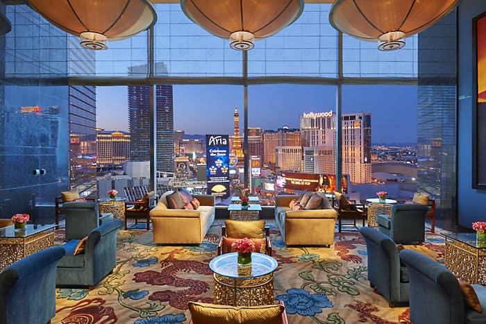 Tea Lounge Afternoon Tea Mandarin Oriental Las Vegas
