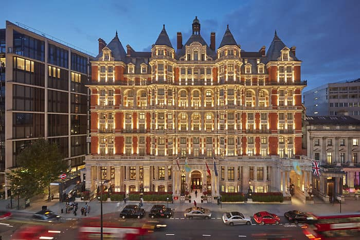Mandarin Oriental Hotel Spa London