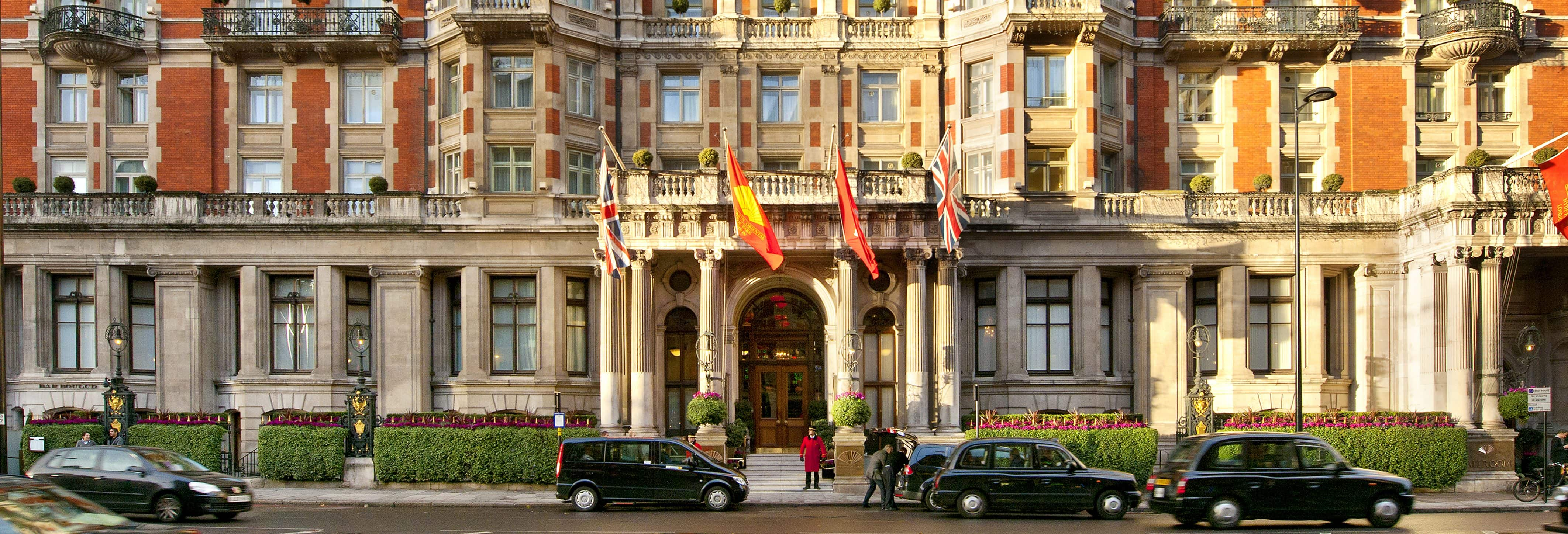 Funf Sterne Luxushotels In London