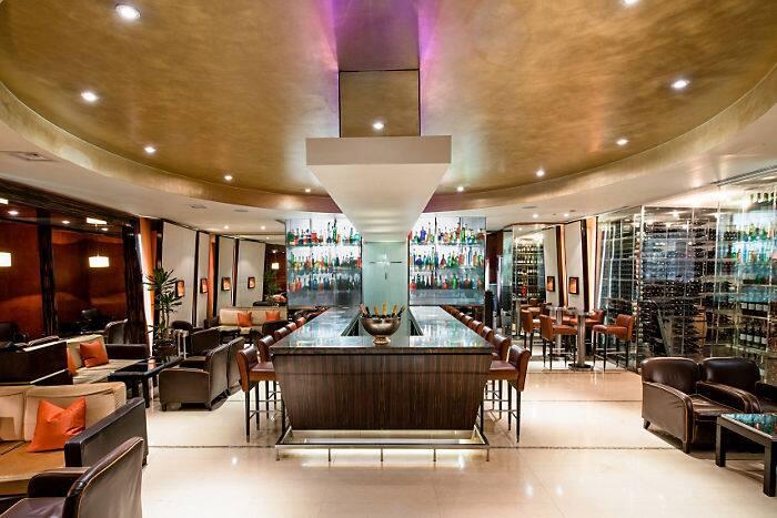 Mandarin Bar Mandarin Oriental Hyde Park Hotel