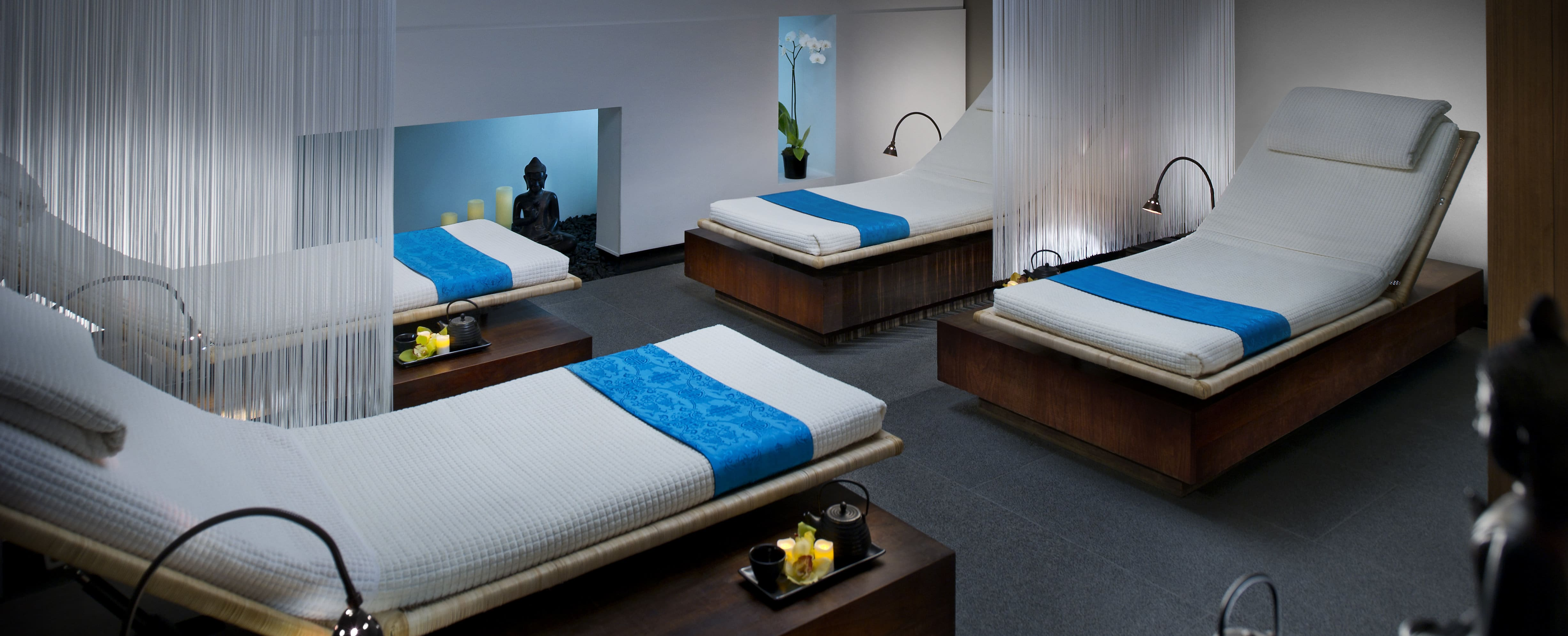 Our luxurious spa is one of the best in the city, offering tranquil ambiance and indulgent treatments.