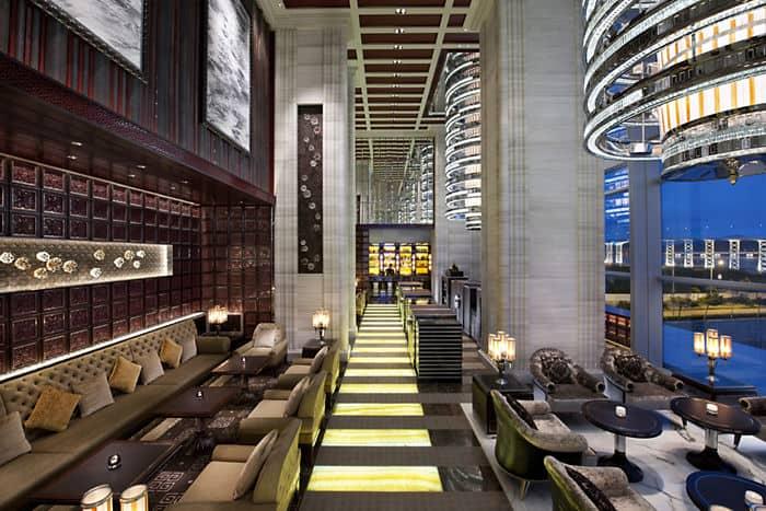 Vida rica bar mandarin oriental hotel macau - Hotel mandarin restaurante ...