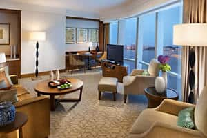 Panorama Suite - Living Room