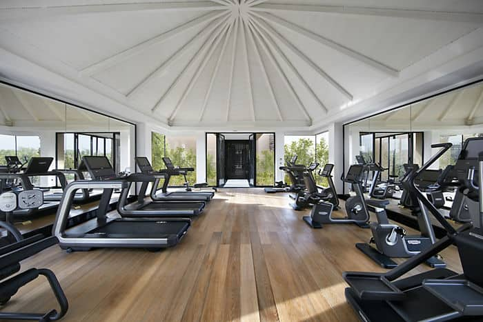 Fitness Centre Yoga Classes Mandarin Oriental Marrakech