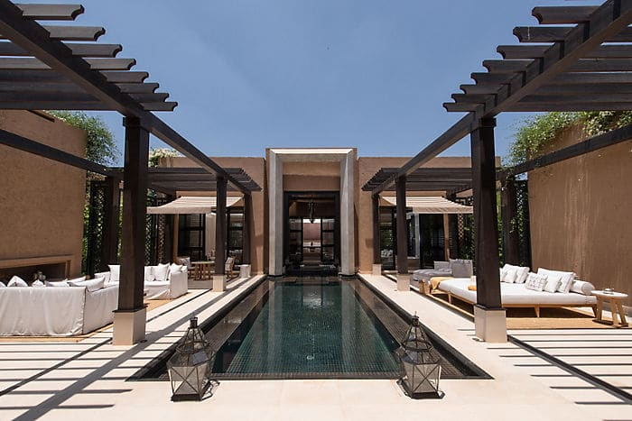 Marrakech Accommodation Mandarin Oriental Marrakech