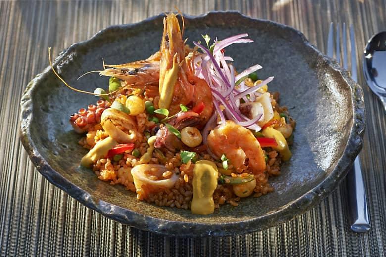 La Mar Restaurant By Gaston Acurio Mandarin Oriental Miami