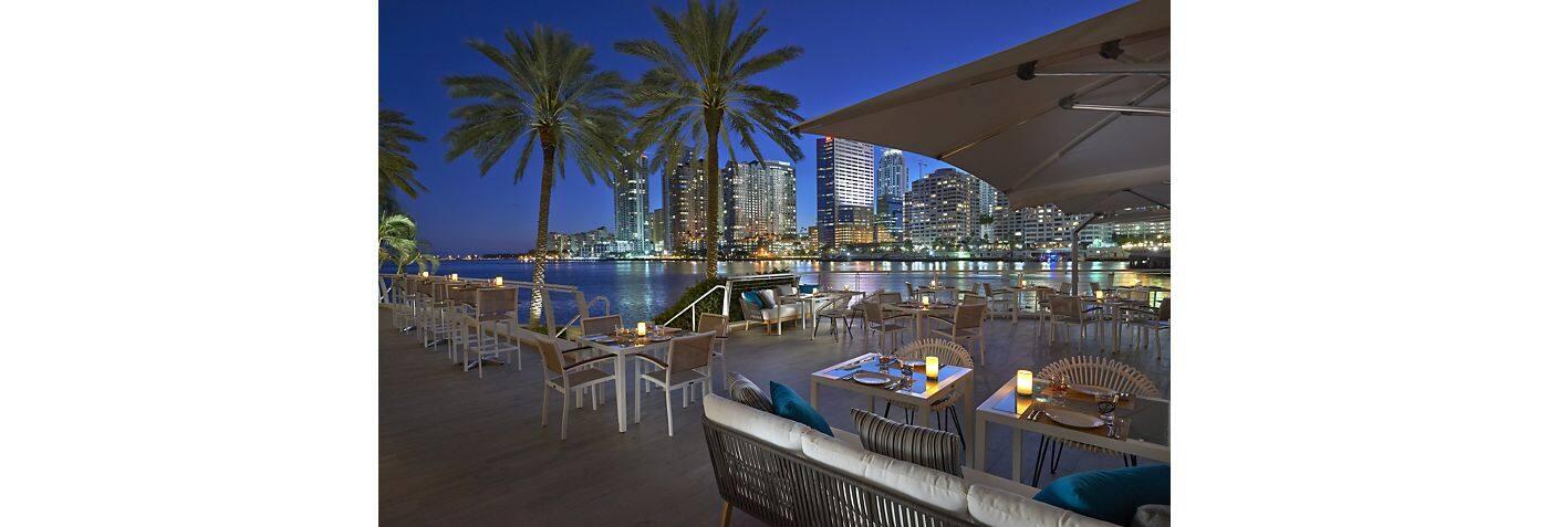 H 244 Tels De Luxe 224 Miami Mandarin Oriental Miami