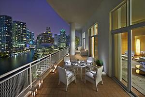 Oriental Suite Balcony