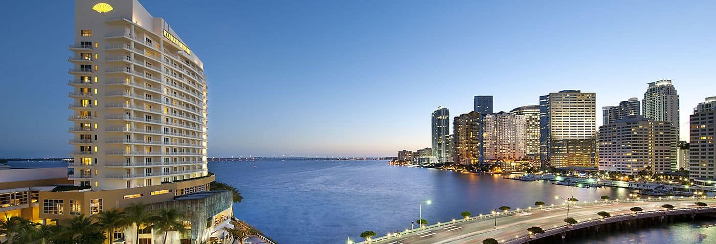 Mandarin Hotel Miami Restaurant
