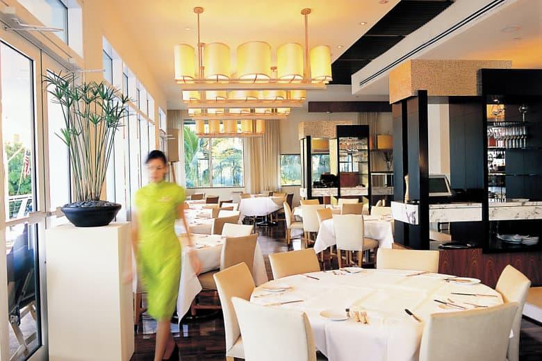 Azul Restaurant Fusion Cuisine Mandarin Oriental Miami