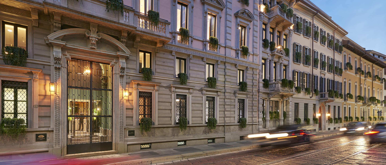 Hotel Presentation La Scala Mandarin Oriental Milan