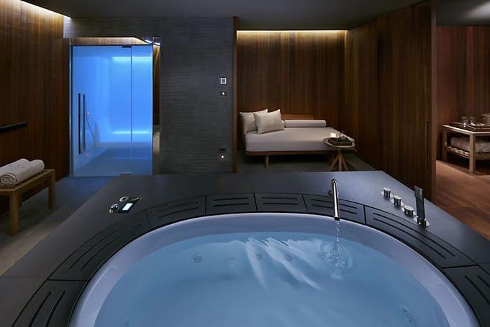 Hotel Suites Luxury Spa Mandarin Oriental Milan