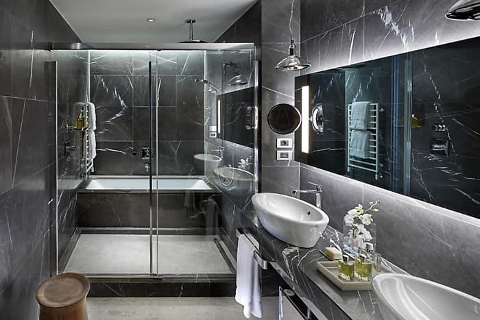Deluxe Hotel Executive Suite Mandarin Oriental Milan